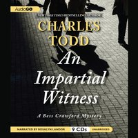 Impartial Witness - Charles Todd - audiobook