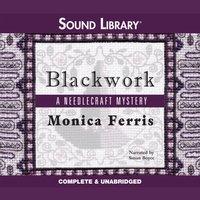Blackwork - Monica Ferris - audiobook