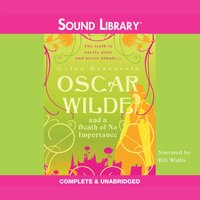 Oscar Wilde and a Death of No Importance - Gyles Brandreth - audiobook