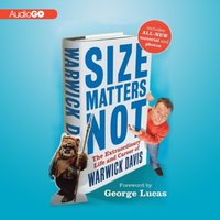 Size Matters Not - Warwick Davis - audiobook