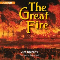 Great Fire - Jim Murphy - audiobook
