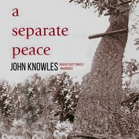 Separate Peace - John Knowles - audiobook