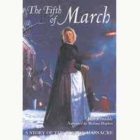 Fifth of March - Ann Rinaldi - audiobook