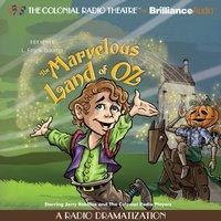 Marvelous Land of Oz - L. Frank Baum - audiobook