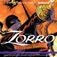 Zorro and the Pirate Raiders - Johnston McCulley - audiobook