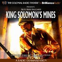 King Solomon's Mines - Sir H. Robert Haggard - audiobook