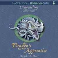 Dragon's Apprentice - Dugald A. Steer - audiobook