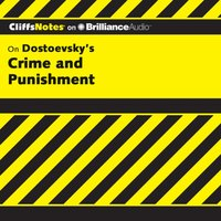 Crime and Punishment - Ph.D. James L. Roberts - audiobook