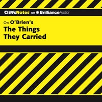 Things They Carried - Jill Colella - audiobook