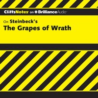 Grapes of Wrath - Kelly McGrath Vlcek - audiobook