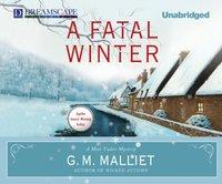 Fatal Winter - G. M. Malliet - audiobook