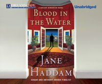 Blood in the Water - Jane Haddam - audiobook