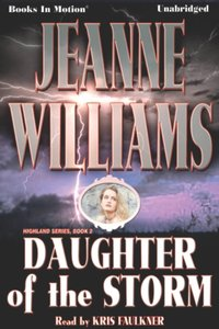 Daughter Of The Storm - Jeanne Williams - audiobook