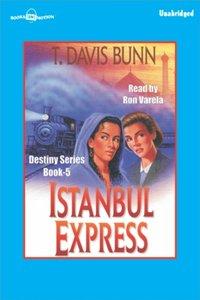 Istanbul Express - T Davis Bunn - audiobook