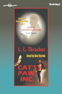 Cat's Paw Inc - LL Thrasher - audiobook