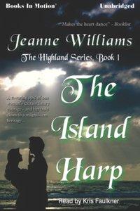 Island Harp, The - Jeanne Williams - audiobook