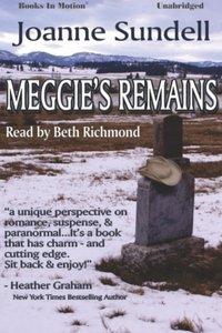 Meggie's Remains - Joanne Sundell - audiobook