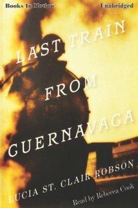 Last Train From Cuernavaca - Lucia St. Clair Robson - audiobook