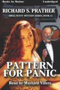 Pattern for Panic - Richard Prather - audiobook