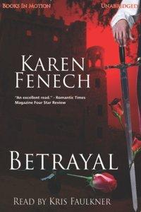 Betrayal - Karen Fenech - audiobook
