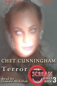 Terror - Chet Cunningham - audiobook