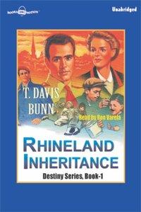 Rhineland Inheritance - T Davis Bunn - audiobook
