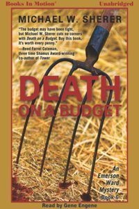 Death on a Budget - Michael W Sherer - audiobook