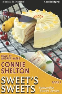 Sweet's Sweets - Connie Shelton - audiobook