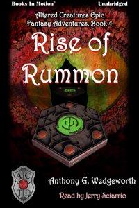 Rise Of Rummon - Anthony G. Wedgeworth - audiobook
