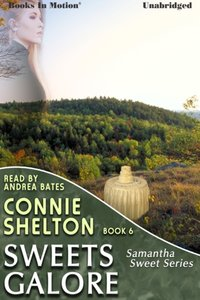 Sweets Galore - Connie Shelton - audiobook