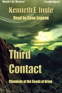 Third Contact - Kenneth E. Ingle - audiobook