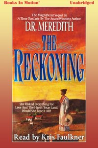 Reckoning, The - D.R. Meredith - audiobook
