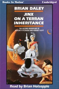 Jinx On A Terran Inheritance - Brian Daley - audiobook
