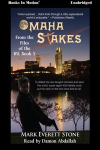Omaha Stakes - Mark Everette Stone - audiobook