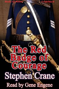 Red Badge of Courage, The - Stephen Crane - audiobook