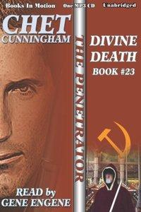 Divine Death - Chet Cunningham - audiobook