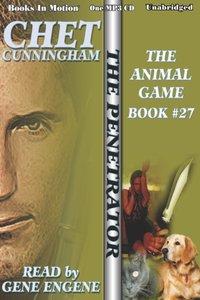 Animal Game, The - Chet Cunningham - audiobook