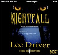 Nightfall (Chase Dagger series, book 7) - Lee Driver - audiobook