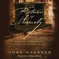 Return of Moriarty - John Gardner - audiobook