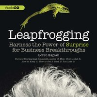 Leapfrogging - PhD Soren Kaplan - audiobook