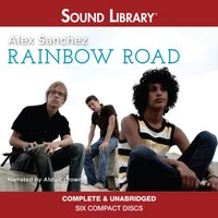 Rainbow Road - Alex Sanchez - audiobook