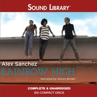 Rainbow High - Alex Sanchez - audiobook