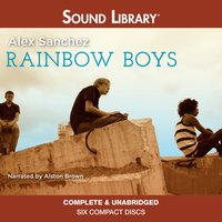 Rainbow Boys - Alex Sanchez - audiobook