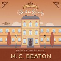 Back in Society - M. C. Beaton writing as Marion Chesney - audiobook