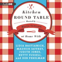 Kitchen Round Table - Marja Samsom - audiobook
