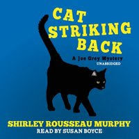 Cat Striking Back - Shirley Rousseau Murphy - audiobook