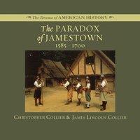 Paradox of Jamestown - Christopher Collier - audiobook