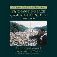Changing Face of American Society - Christopher Collier - audiobook
