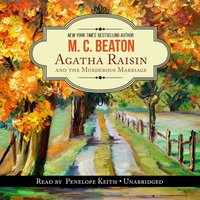 Agatha Raisin and the Murderous Marriage - M. C. Beaton - audiobook