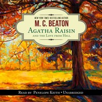 Agatha Raisin and the Love from Hell - M. C. Beaton - audiobook